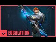 Unleash Your Arsenal -- Escalation Game Mode Trailer - VALORANT