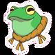 Spray Happy Frog