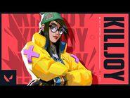 Killjoy Agent Reveal Trailer - VALORANT