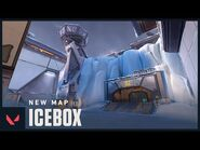 Enter the Icebox -- Map Reveal - VALORANT