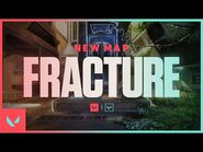 Uncover Fracture -- Official Map Teaser - VALORANT