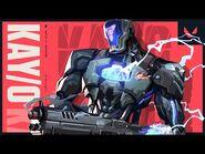 KAY-O Agent Reveal Trailer - VALORANT