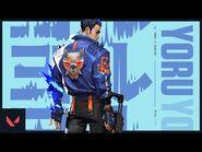 Yoru Gameplay Reveal Trailer - VALORANT