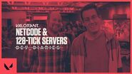 Netcode & 128-Servers Dev Diaries - VALORANT