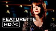 Vampire Academy Featurette - Richelle Mead (2014) - Zoey Deutch, Lucy Fry Movie HD