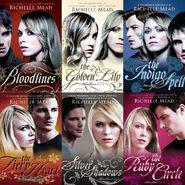 Bloodlines-Series-Richelle-Mead