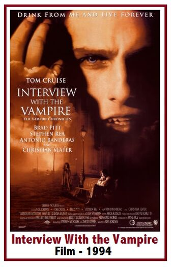 Interview With The Vampire Film The Vampire Chronicles Wiki Fandom