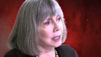 Anne_Rice_on_of_the_legacy_of_the_Vampire_Chronicles_series