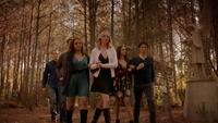 816-160~Elena~Damon~Bonnie~Caroline~Matt~Alaric-MF Cemetery