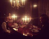 2015-11-19 Luke Judy Gavin Casalegno John Charles Meyer Annie Wersching Instagram
