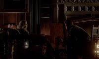 Caroline and Stefan in 4x16