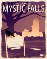 Welcome to Mystic Falls-cwtvd-Instagram