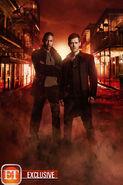 The Originals - Marcel and Niklaus
