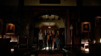 Salvatore Boarding House The Vampire Diaries Wiki Fandom