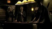 Caroline-Matt-Elena and Stefan 1x16