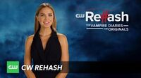 Rehash Episode One The CW