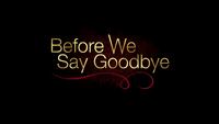 800-Before We Say Goodbye