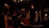 Stefan and Damon 5.19