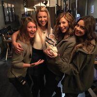 2016-02-20 Lane Cheek Teressa Liane Scarlett Byrne Elizabeth Blackmore Instagram