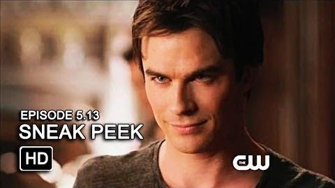 The Vampire Diaries 5x13 Webclip 2 - Total Eclipse of the Heart HD-0