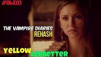 "The Vampire Diaries - Rehash 6x02 ""Yellow Ledbetter"" HD"