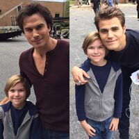 2015-09-25 Ian Somerhalder Paul Wesley Luke Judy Instagram