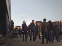Caroline-Stefan-Enzo and the travelers 5x16