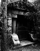 Mystic Falls Cemetery Salvatore Crypt