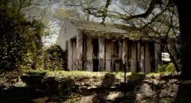 Verlassenes Hexenhaus