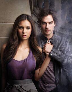 Elena-and-damon-poster season one.jpg