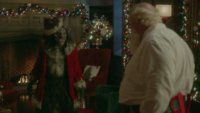 LGC208-092-Krampus-Santa Claus