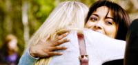 Caroline and Bonnie 1x19