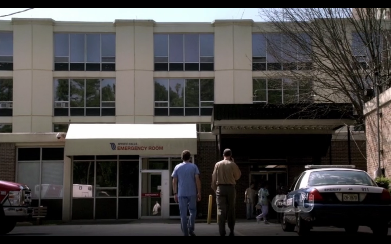 Mystic Falls Krankenhaus