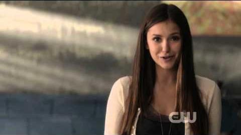 The Vampire Diaries - Congrats Gabrielle Douglas and Team U.S.A.