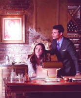Hayley and Elija 1x14.