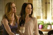 Jenna and Miranda