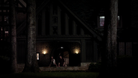 102-Boarding House-Entrance-Night