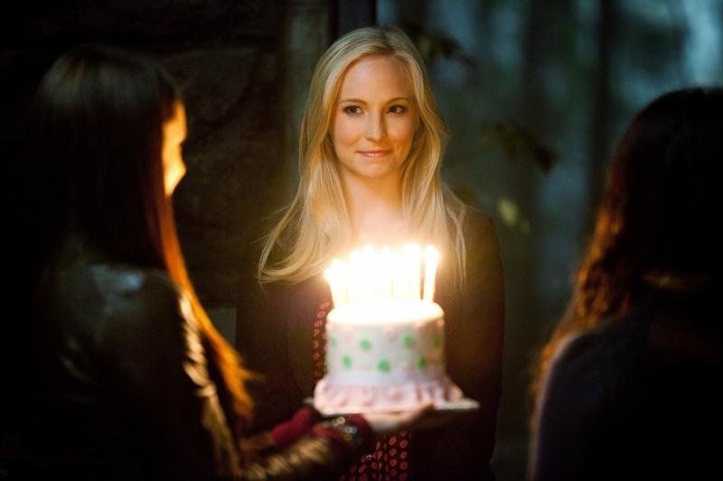 Caroline's 18th birthday party