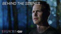 Legacies Inside Legacies Death Keeps Knocking On My Door The CW