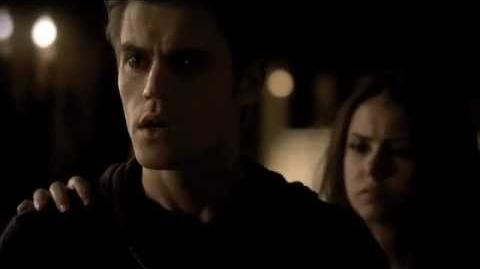 Vampire Diaries Stefan & Elena Make Love - 1x10
