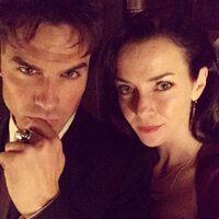 2015-09-04 01-15 Annie Wersching Instagram