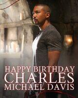 2020-12-02-Happy birthday-Charles Michael Davis