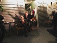 2017-01-26 Julie Plec Candice King Instagram