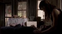 Elijah and Hayley in 1x8