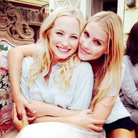 Candice and Claire