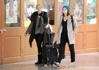 Phoebe and Claire arrive to New Orleans