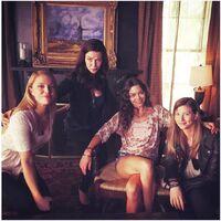 2015-12-08 Annie Wersching Scarlett Byrne Elizabeth Blackmore Teressa Liane Twitter