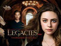 Legacies Promotional Poster