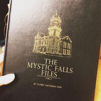 The Mystic Falls Files-Vol 1