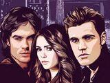 The Vampire Diaries: Digital Comic